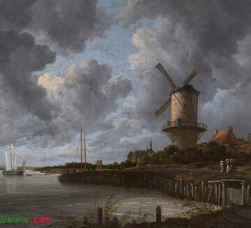 雅各布.凡.雷斯达尔Jacob van Ruis