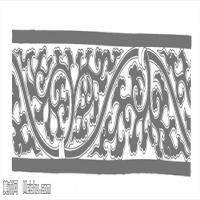 元代明代时期拓片线描图案资料库中国古代美术图库(1)
