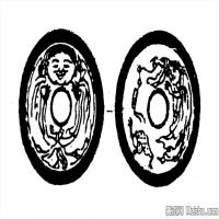 清代时期花纹图案拓片资料库中国古代美术图库(2)
