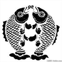 清代时期花纹图案拓片资料库中国古代美术图库(1)