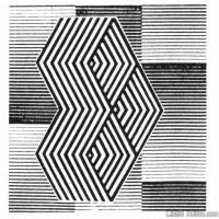 几何图案大全集-创作参考资料库-美术网
