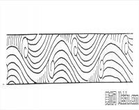 创作线描画稿吉祥图案中国美术图案库(3)