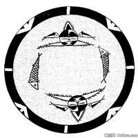 虫鱼线描拓片库-艺术家创作库中国美术图案库(1)