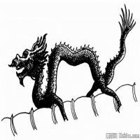 中国龙纹图案大全集(创作参考资料库)--美术网003