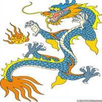 中国龙形图案大全集-创作参考资料库-美术网