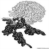 现代图案线描拓片稿-创作参考资料库-美术网(4)