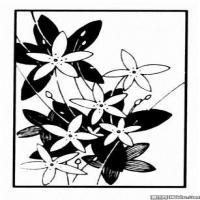 现代图案线描拓片稿-创作参考资料库-美术网(2)