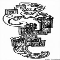 中国龙纹图案大全集(创作参考资料库)--美术网005