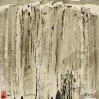 吴冠中水墨国画作品(2)