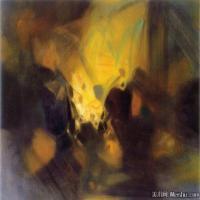 朱德群近现代抽象油画作品(2)