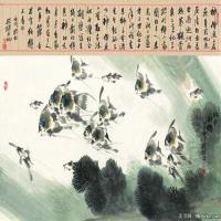 陈葆棣国画作品图片