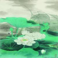 陈湘波国画作品图片