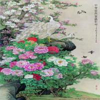 刘菊清高清国画工笔画图片