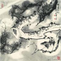 韩天衡国画作品高清图片