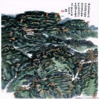 龙瑞水墨国画高清图片
