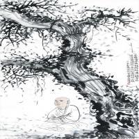 林海钟国画高清图片