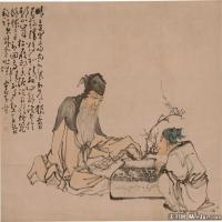 清代画集黄慎绘画作品集(2)