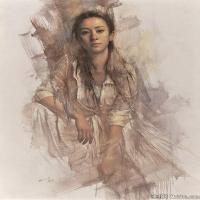 刘亚安油画高清图片