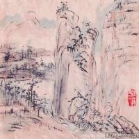 刘知白国画水墨高清图片(3)