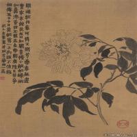 清代画集金农绘画作品集(6)