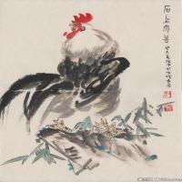 刘振中高清国画水墨图片