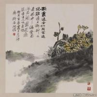 朱屺瞻高清国画图片