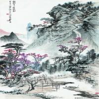 郑午昌高清国画图片