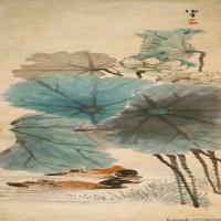 任伯年(任颐)高清国画水墨图片(3)