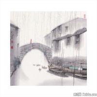 杨明义江南百桥画集图片(1)
