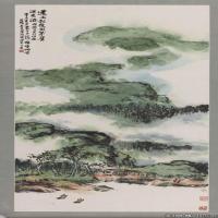 朱屺瞻高清国画图片(2)