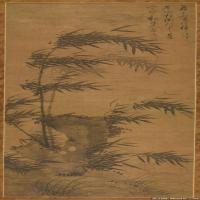 吴镇高清国画图片
