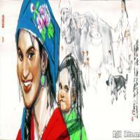 史国良高清国画水墨图片