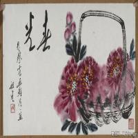 吴欢国画高清图片