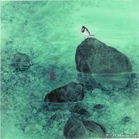 邹传安高清国国画作品图片