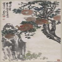 王公助高清国画水墨图片