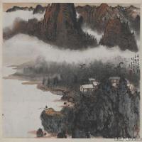 杨彦高清国画图片