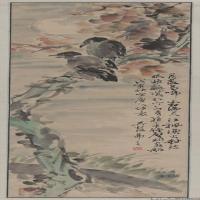吴茀之高清国画图片