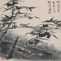 唐云高清国画图片(2)