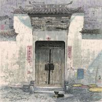 张廷禄高清国画图片