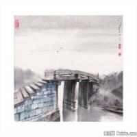 杨明义江南百桥画集图片(2)