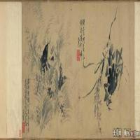 徐渭高清国画图片