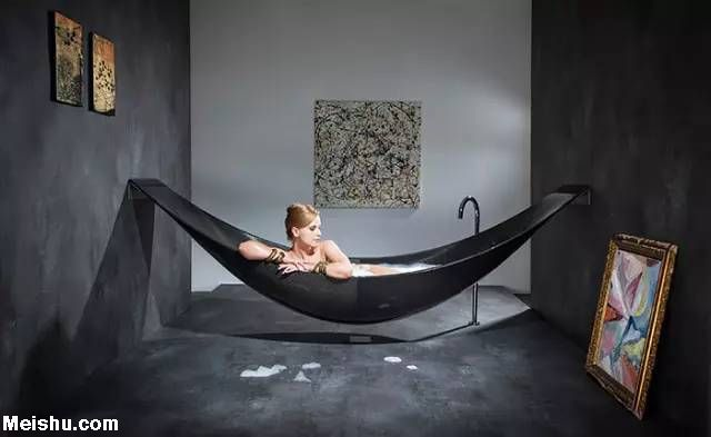 看看人家这才叫浴室,你那只能叫澡堂!