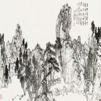 李庚国画水墨高清图片