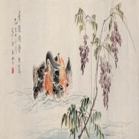 王梦白高清国画图片
