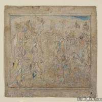 (15)印度美术印度画异域文化高清晰图片