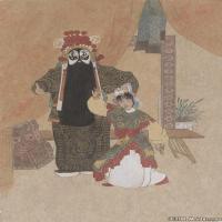 (2)民俗画高清图片