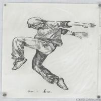 (1)人物速写高考人物速写品美术高考模拟题