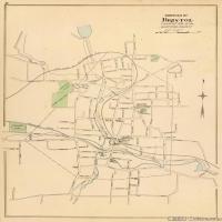 (30)地图装饰画图片