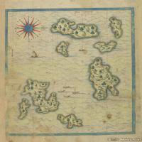 (28)地图装饰画图片