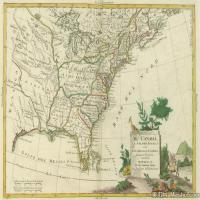 (1)世界地图高清装饰画图片
